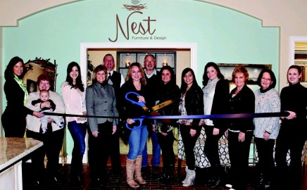 Nest's Ribbon Cutting!
